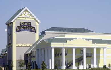 Dixie Stampede To Be Torn Down For Outlet Mall Expansion