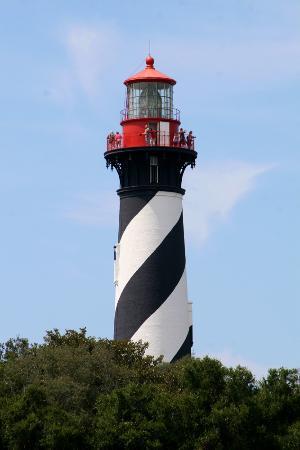 Saint Augustine Light House Tour